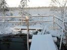 Laestadiuspolku talvella