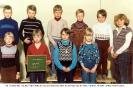 Luokkakuvia eri vuosikymmeniltä